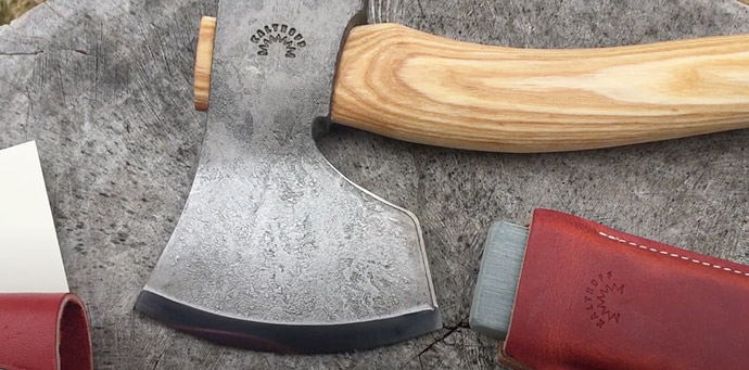 Kalthoff Axes